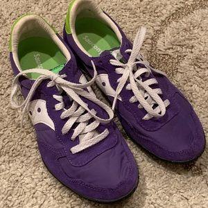Saucony Tennis Shoe